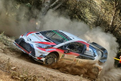 Toyota to field fourth Yaris WRC for Juho Hanninen on Rally Italy