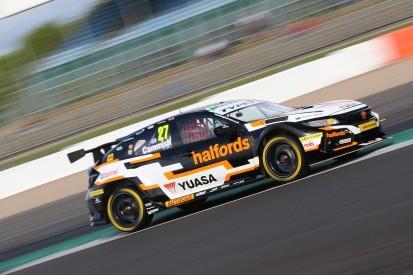 Cammish: Jordan clashes under BTCC Silverstone safety car a 'farce'
