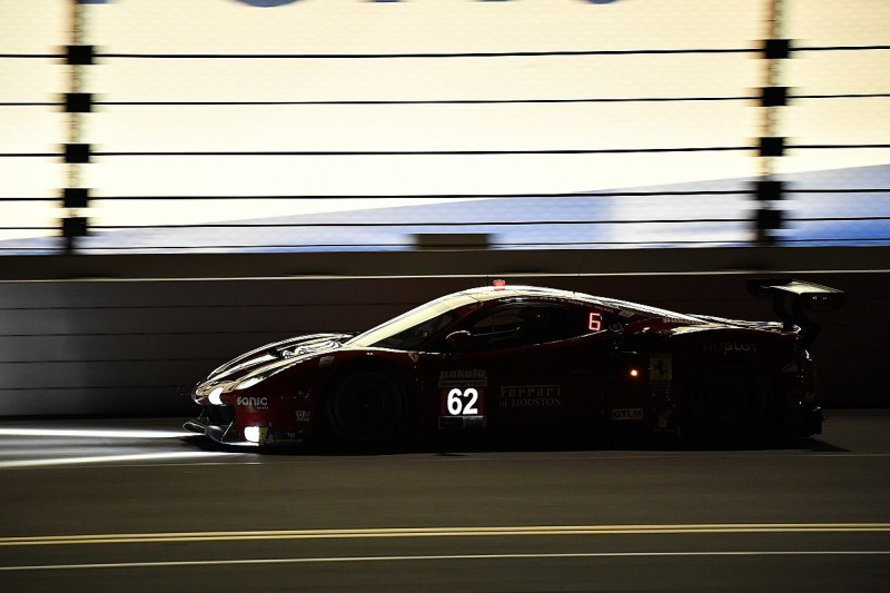 Ferrari reunites Le Mans 24 Hours winning line-up for IMSA finale
