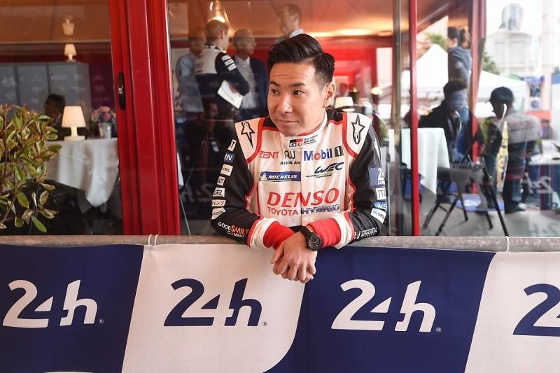 Ex-F1 driver Kamui Kobayashi gets BMW seat for DTM/SUPER GT race