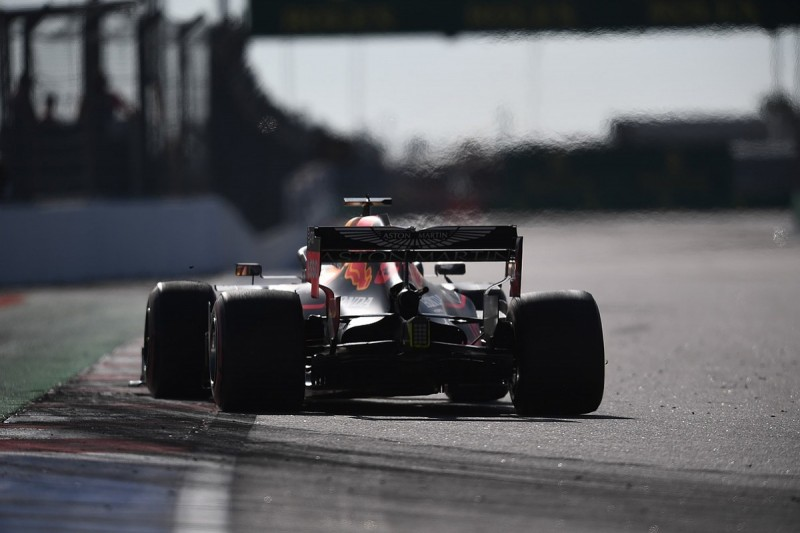 Max Verstappen's theory for Red Bull F1 team's loss of Sochi pace