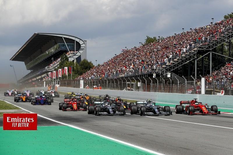 Valtteri Bottas: Mercedes changed Spanish GP F1 clutch for Monaco