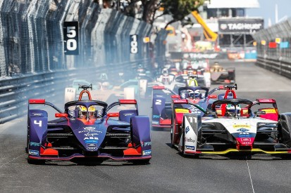 Stronger Gen2 FE car helping overtaking - Audi's Lucas di Grassi