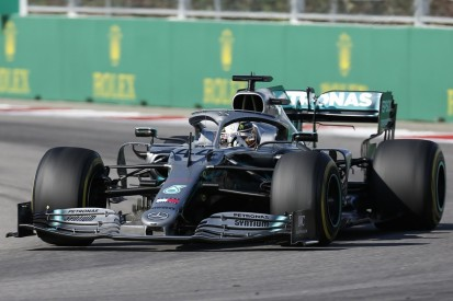 Hamilton needed qualifying laps to stay with Ferraris in Russian GP