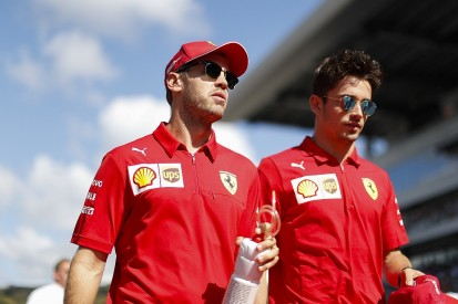 Brawn: Ferrari risks explosive driver situation after F1 Russian GP
