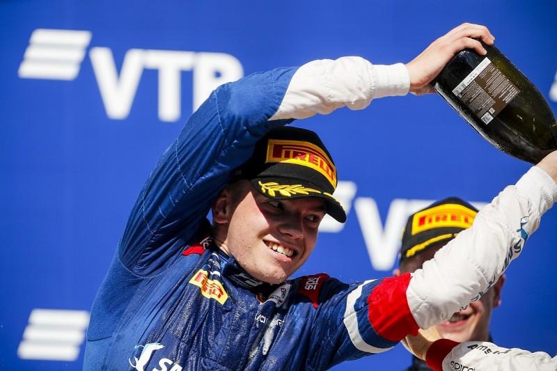 """F3 champion and Ferrari junior Shwartzman """"99%"""" sure of '20 F2 step"""