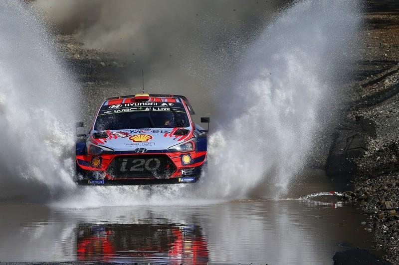 Craig Breen's WRC return relies on strong Dani Sordo Hyundai form