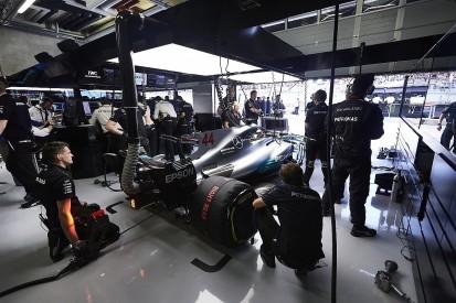 Mercedes Formula 1 team defends staff contract tactics