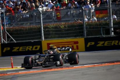 "Magnussen slams ""unbelievable"" F1 Russian GP runoff penalty"
