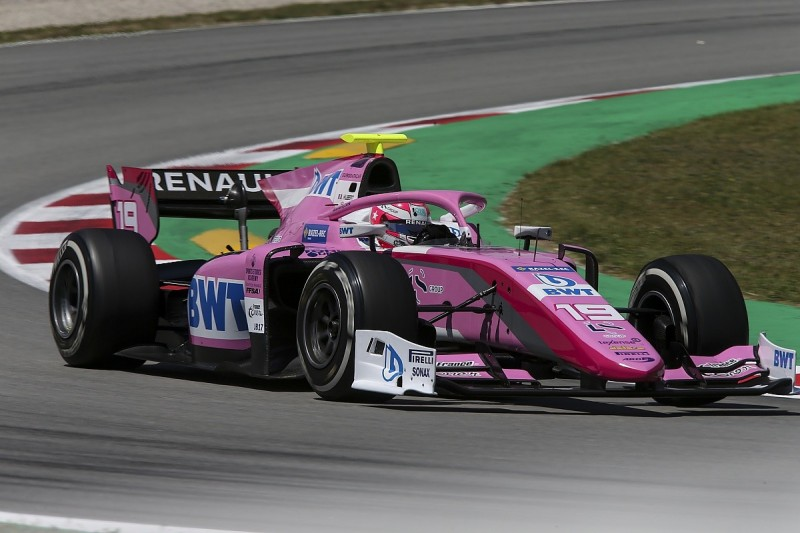 """Arden says tie-up with HWA in F2 is already paying """"dividends"""""""