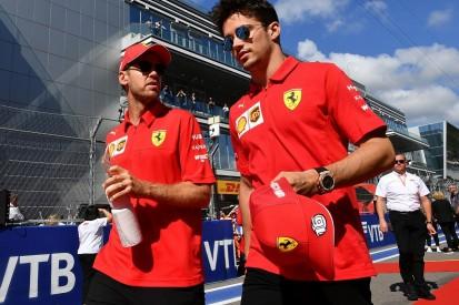 Leclerc still trusts team-mate Vettel after Russian GP controversy