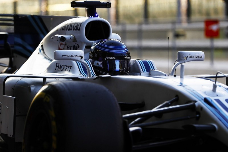 Nigel Mansell: Williams can overcome driver line-up's inexperience