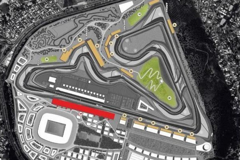 New Rio track layout revealed but no F1 race to be held before 2021