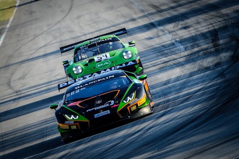 Lamborghini pair snatch 2019 Blancpain GT title at Barcelona finale