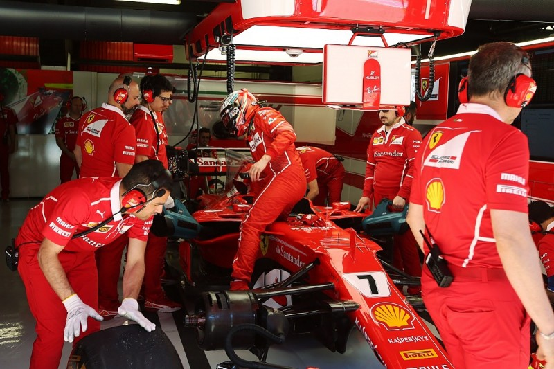 Ferrari picks new F1 engineer for Kimi Raikkonen as part of reshuffle