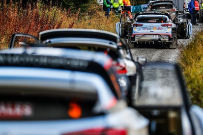 WRC's Wales Rally GB has Liverpool start, revives Oulton Park stage