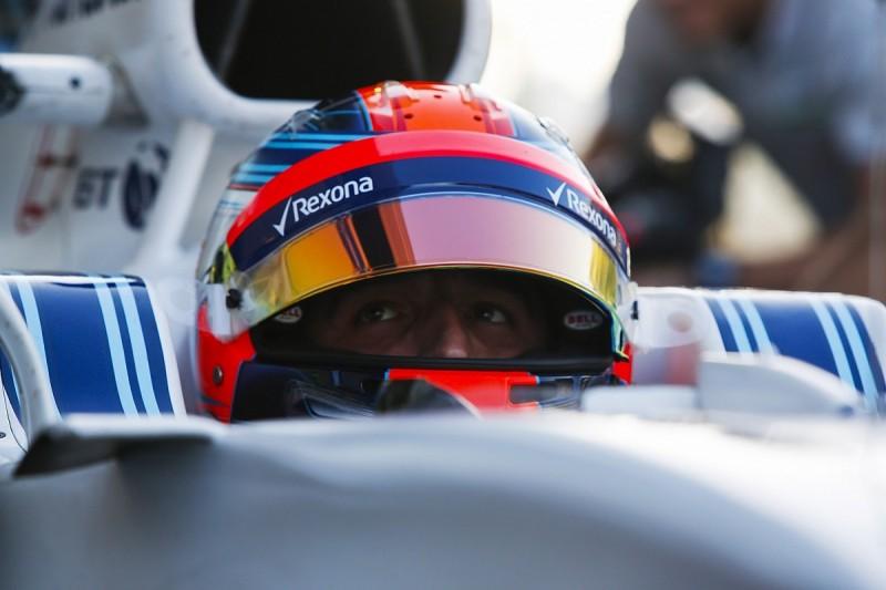 Robert Kubica gets Williams Formula 1 development role for 2018