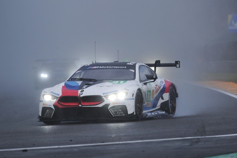 BMW announces WEC GTE exit after one season, will continue in IMSA