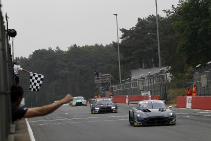Aston Martin squad R-Motorsport can't count Dennis's Zolder DTM points