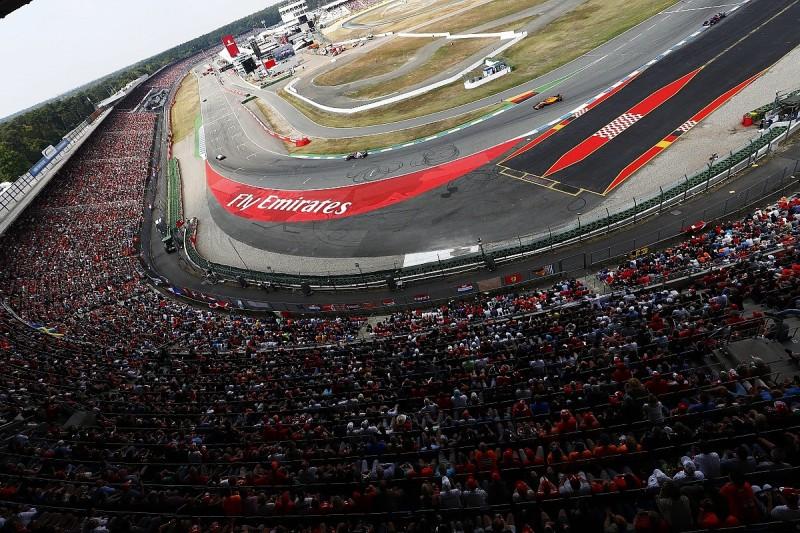 Hockenheim reliant on Formula 1 triggering deal for 2020 calendar slot
