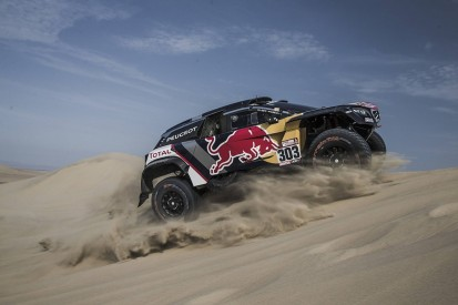 Carlos Sainz assumes Dakar Rally lead with second stage win in a row