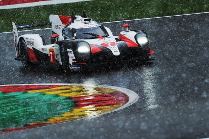 Toyota performance pegged back for WEC Le Mans 24 hours