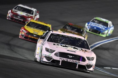 "Harvick says SHR team ""shot both our feet off"" in NASCAR All-Star"