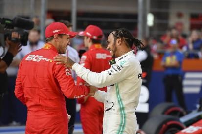 Hamilton: Ferrari's F1 speed edge like a jet mode