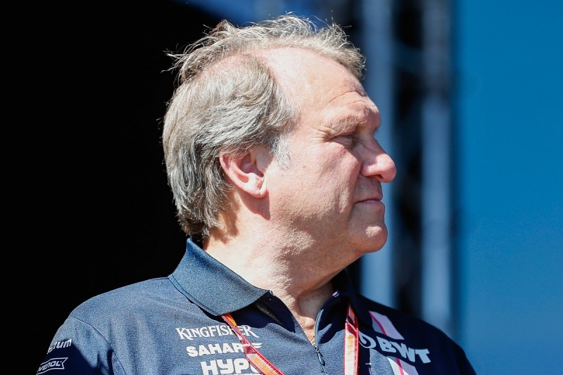 Bob Fernley leaves McLaren IndyCar team after Alonso Indy 500 miss
