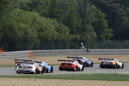DTM allowed teams to adjust steering columns afer new engine issues