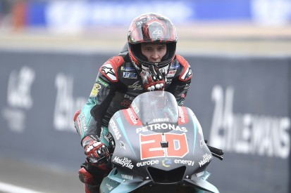 Quartararo used qualifying mode to help MotoGP French GP recovery