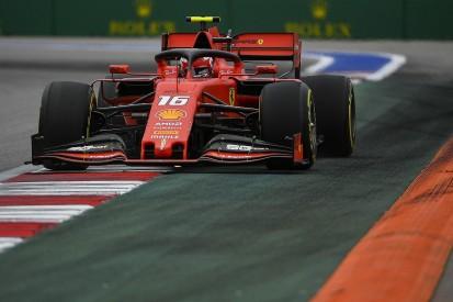 No more Ferrari 2019 F1 upgrades after aero step proven in Sochi