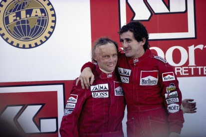 Podcast: Roebuck on Lauda's final title in F1's closest ever fight