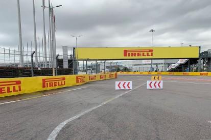 Russian GP: F1's 'slalom' track limits runoff solution scrapped