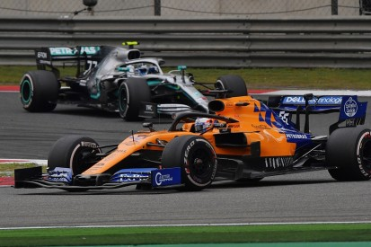 McLaren's deal to use Mercedes F1 engines again from 2021 announced
