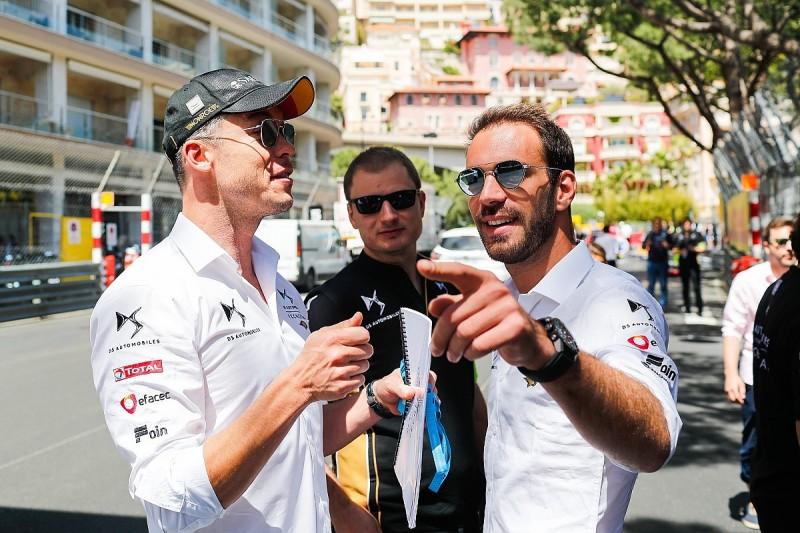 Vergne: FE title race won't change Lotterer team-mate relationship