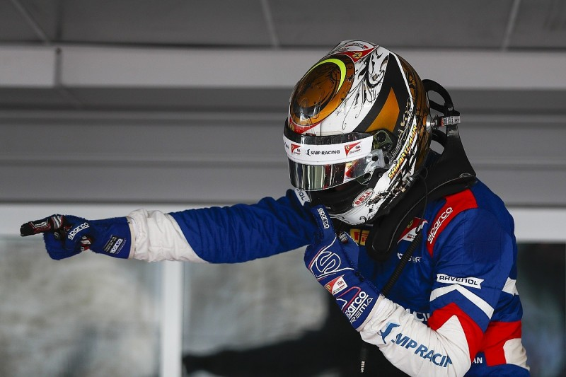 Armstrong wins Sochi race one, Shwartzman wraps up F3 title