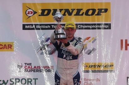 BTCC champion Ash Sutton stays with BMR Subaru for title defence