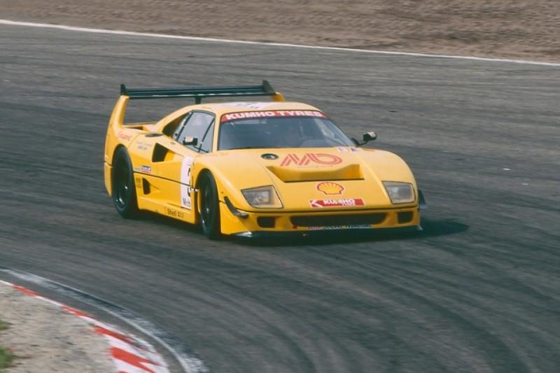 £1million Ferrari F40 leads Autosport International Coys Auction