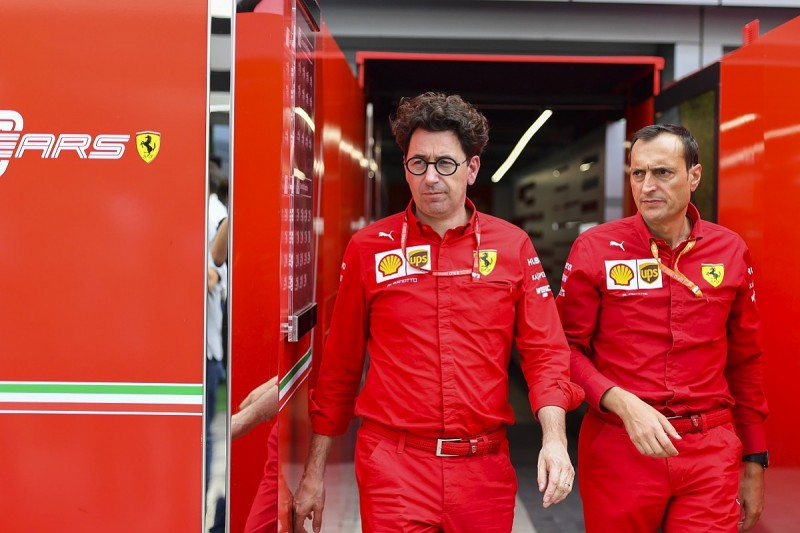 Ferrari: It would be a shame to have to use veto over 2021 F1 rules