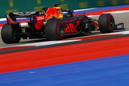 Russian Grand Prix practice: Verstappen on top for Red Bull in FP2