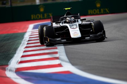 De Vries inches closer to Formula 2 title with Sochi feature pole