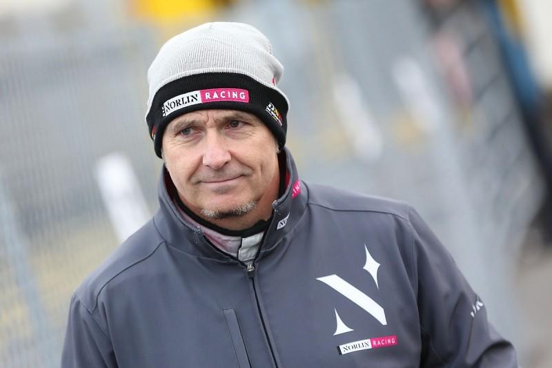 Dave Newsham retires from British Touring Car Championship