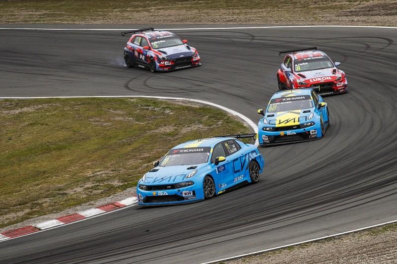 Zandvoort WTCR: Bjork wins after Cyan Lynk & Co team orders