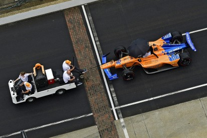 Rain delays Indianapolis 500 qualifying, more trouble for Alonso