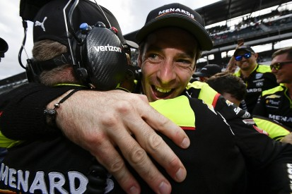 Pagenaud claims 2019 Indy 500 pole for Penske, Carpenter second