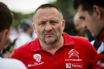 Citroen WRC chief Matton could leave team for FIA rally chief role