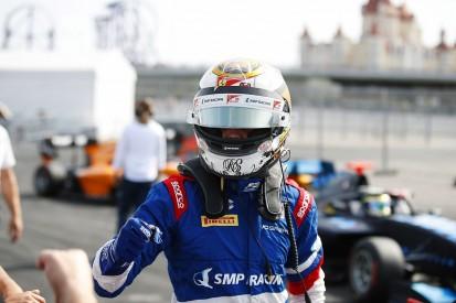 F3 points leader Shwartzman on pole for Sochi finale