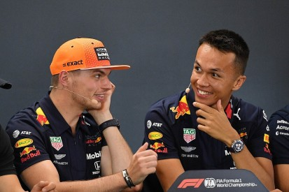 Verstappen doesn't want to be deciding factor for Red Bull F1 seat