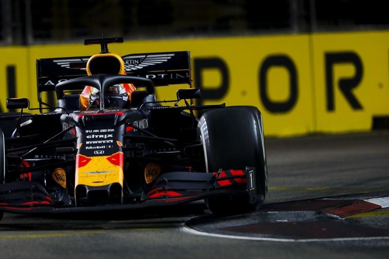 Verstappen and other Honda drivers get F1 Russian GP grid penalties